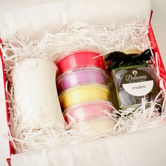 Wax Melt Christmas Gift Box