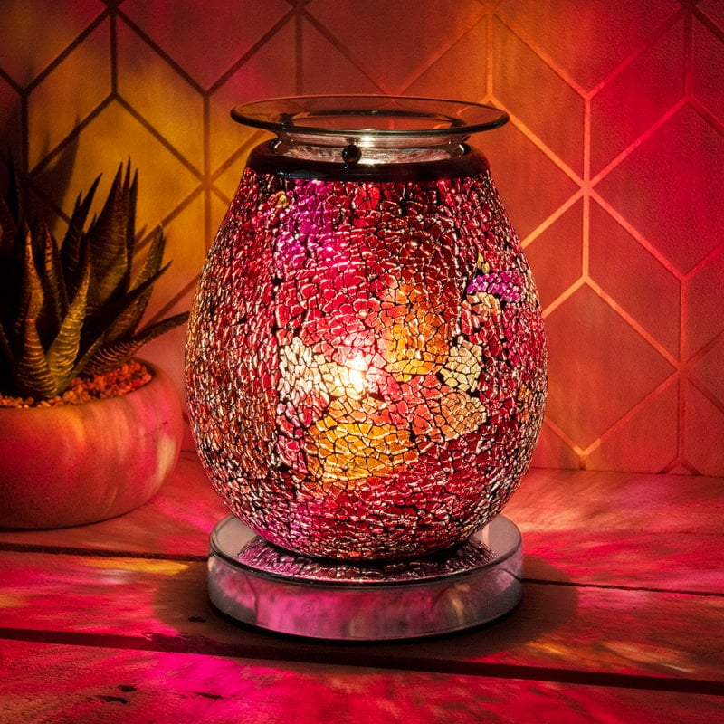 Ruby Eggshell Wax Melter