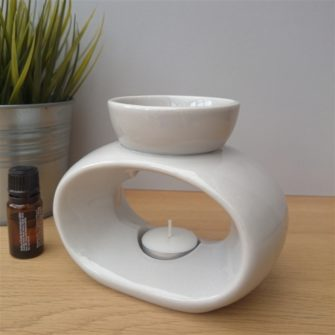 Elegance Wax Melter - Light Grey