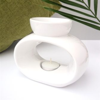Elegance Wax Melter - White